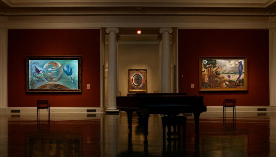 Salvatore di Giovanna official website surreal visionary art - Peintures